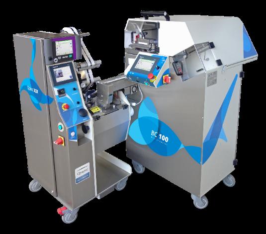 Máquina unitarização integrada Opuspac